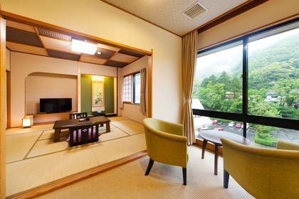 【集】和室(山側)8畳・お風呂なし