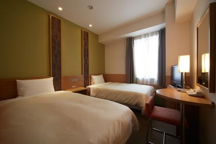 Twin Room (non-smoking) ☆2 Beds