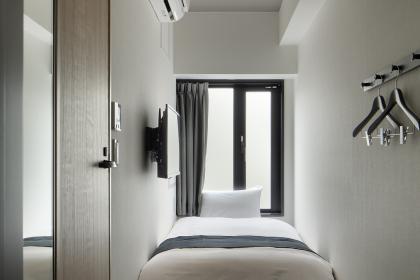 個室 シングルルーム (シャワー・トイレ付)